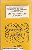 Image of A Vindication of the Rights of Woman (Everyman's Library)