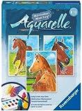Ravensburger Aquarelle Midi Horses