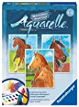 Ravensburger Aquarelle Horses Arts an...