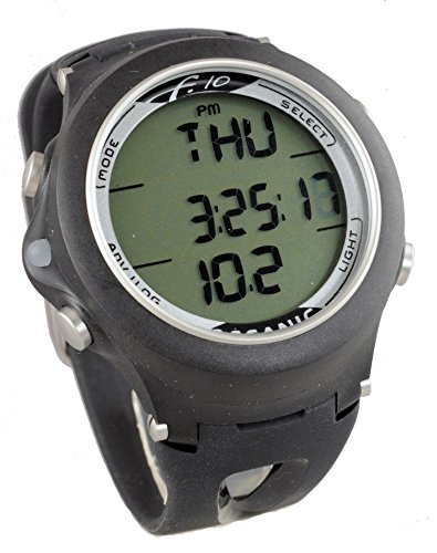 Oceanic f 10 free diving watch v3 sporting goods water - Oceanic dive watch ...