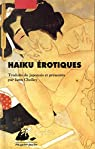 Haiku érotiques par Cholley