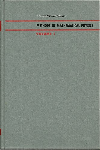 Methods of Mathematical Physics: v. 1
