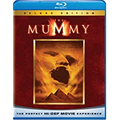 The Mummy [Blu-ray] (1999)