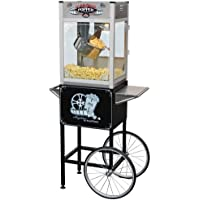 Funtime Palace Popper 16-Ounce Commercial Bar Style Popcorn Popper Machine