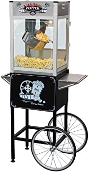 Funtime Palace Popper 16 OZ Commercial Popcorn Popper Machine