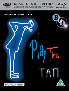 Playtime (Blu-ray + DVD) [1967]