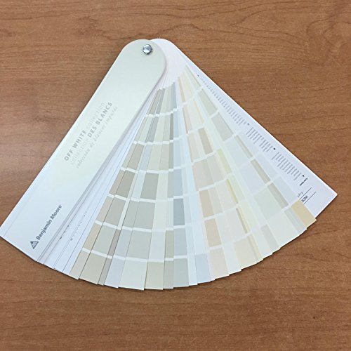 Benjamin Moore Off White Collection Fan deck New (Benjamin Moore Paints compare prices)