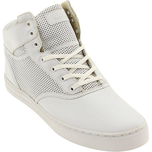 Clae Men's Thompson (white pebble)-12.0