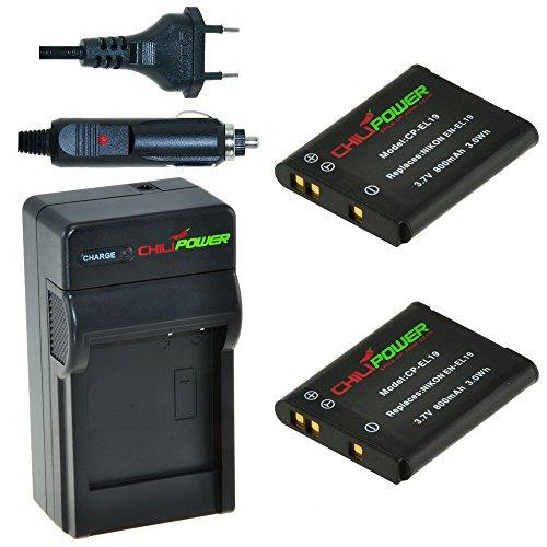 2x-bateria-cargador-chilipower-nikon-en-el19-enel19-800mah-para-nikon-coolpix-s100-s2500-s2600-s2700