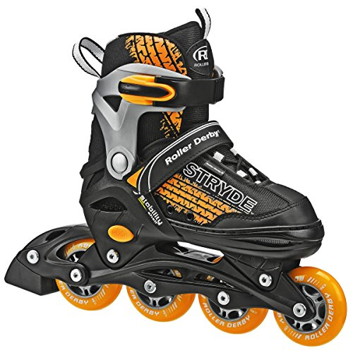 Roller-Derby-Stryde-Boys-Adjustable-Inline-Skates-I146B