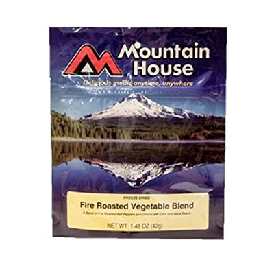 Fire Roasted Vegetable Blend from Mountain House