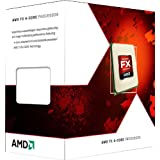 AMD AM3+ FX-4130 Box Processore, Nero