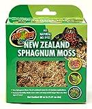 Zoo Med New Zealand Mousse Sphaigne pour Reptile/Amphibien 1,31 L