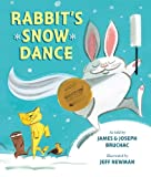 Rabbits Snow Dance