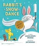 Rabbits Snow Dance