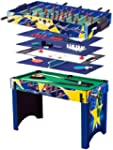 Solex Multi Game Table 13-in - 1 with...