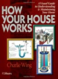 How Your House Works: A Visual Guide to Understanding & Maintaining Your Home - 0876290152