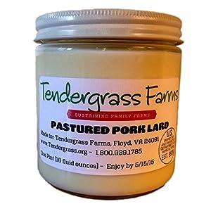 Beyond Organic Pork Lard