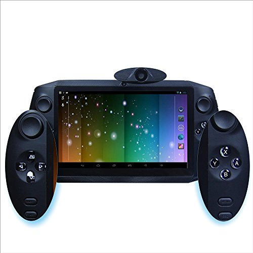 """Skypfantasy Android 4.2 Rk3168 A9 Dual Core 7.0"""" 8Gb Game Pad 1024*600 Resolution Handheld Game Console/Player Built-In 8 Game Simulator Ce706"""