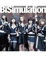 BiSimulation  (SINGLE+DVD) 【LIVE盤】