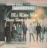 STEPHEN STILLS MANASSAS LP (VINYL ALBUM) UK ATLANTIC 1972