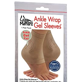 Ankle Wrap Splint Gel Sleeve