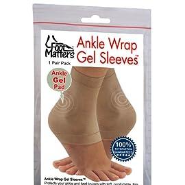 Achilles Heel Sleeve Spandex Gel Cushions