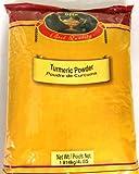 Deep Best Quality Indian Spice - Turmeric / Haldi (Curcumin) Powder -4lb., 1.814kg.
