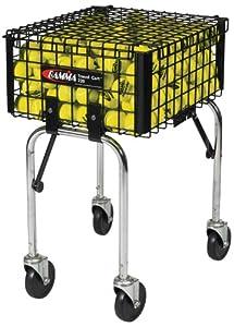 Buy Gamma Ballhopper Travel Cart 220, Black by Gamma