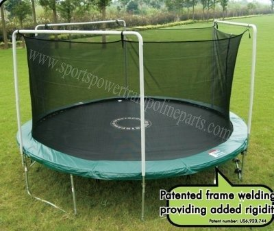 Trampoline-Net-Only-For-Sportspower-Model-TR-B156PROM-COM-OEM-Equipment