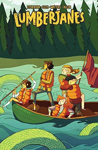 Lumberjanes Vol 3: A Terrible Plan