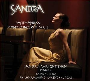 Sandra - Rachmaninov Piano Concerto No. 3
