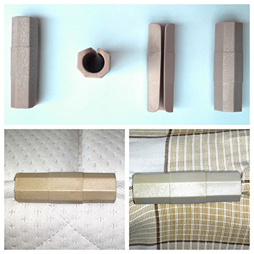 Buy Discount Bed Sheet Grippers Keep Sheets Snug (Set of 4)
