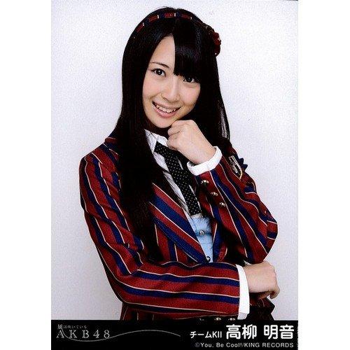 AKB48公式生写真風は吹いている劇場盤【高柳明音】