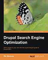Drupal Search Engine Optimization Front Cover