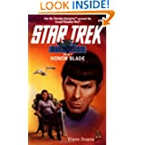 Honor Blade (Star Trek, No 96/Rihannsu Book 4)