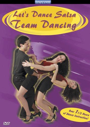 Let's Dance Salsa - Team Dancing (DVD)