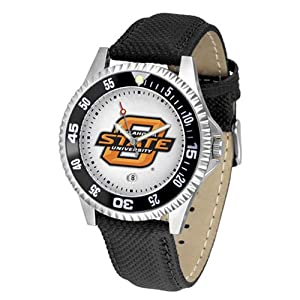 Oklahoma State Cowboys NCAA Competitor Mens Watch by SunTime