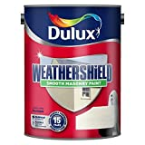 Dulux Weathershield Smooth Masonry 250ml SOFT STONE