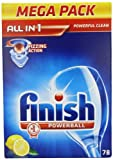 Finish All In 1 Lemon Sparkle 78 Dishwasher Tablets