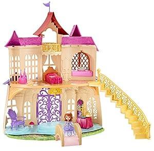 Disney Princesses Cdt72 Maison De Poup E Ch Teau Royal Princesse Sofia Jeux