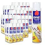 24 Cans (2 Cases) Cloud Fuel 300ml 9x Refined Butane Fuel, 9x Butane Better Then 5x Butane and 7x Butane