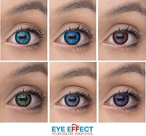 eye effect farbige kontaktlinsen in vielen farben f r. Black Bedroom Furniture Sets. Home Design Ideas