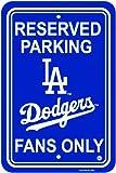 ロサンゼルス・ドジャース MLB パーキングサイン