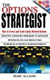 img - for The Options Strategist: How to Invest and Trade Equity-Related Options book / textbook / text book