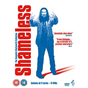 Shameless - Complete Series 1-11 [Import anglais]
