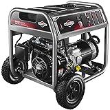 Briggs & Stratton 30608 Gas Powered Portable Generator with 1650 Series OHV 342cc Engine, 5500-watt