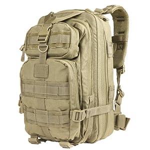 Condor Compact Assault Pack (Tan, 1362-Cubic Inch)