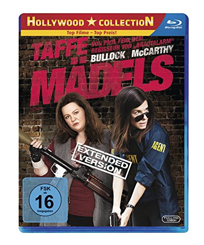 Taffe Mädels - Extended Version [Blu-ray]