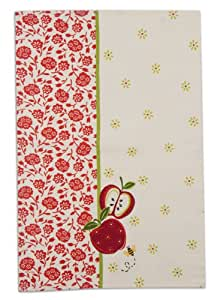Kay dee designs print kitchen tea towel apple Kay dee designs kitchen towels